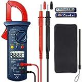 AstroAI Digital Clamp Meter Multimeter Voltage Tester 2000 Counts with Auto Ranging; Measures Volt Meter, AC Current…