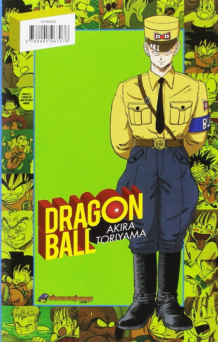 Dragon Ball Color Origen y Red Ribbon nº 05/08 Manga Shonen ...