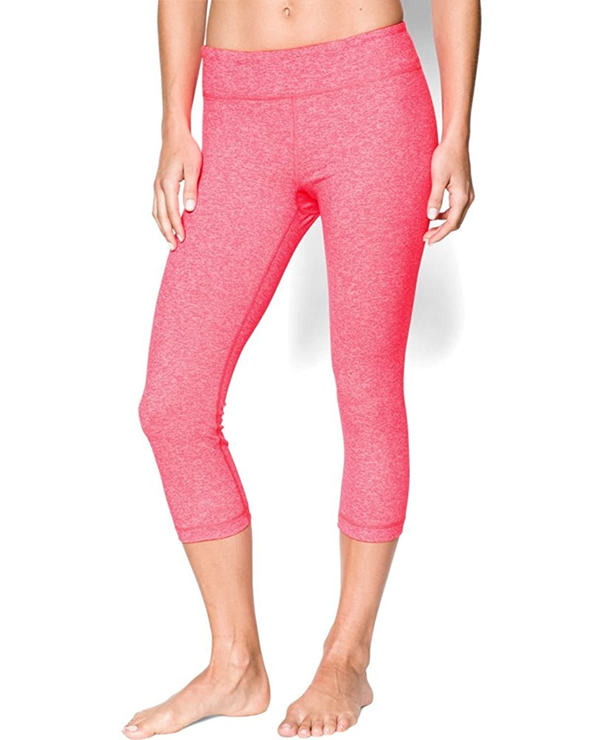 3a67bc1f48c38f Amazon.com: Under Armour Women's Ua Studio Tight Capri: Clothing