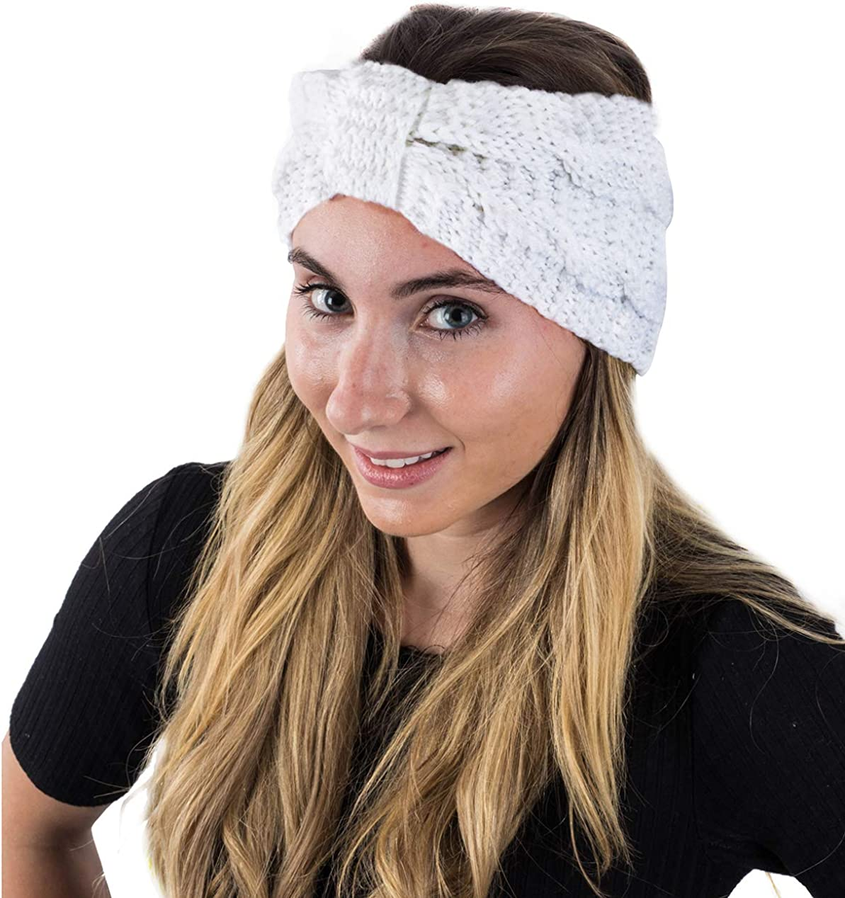 Winter Headband - Knit...