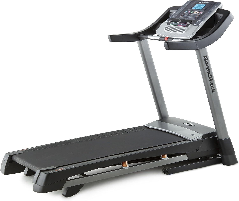 Nordic Track NETL12812 - Cinta de Correr para Fitness: Amazon.es ...