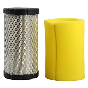 Harbot Air Filter with Pre-Cleaner for Craftsman YT3000 YS4500 LT2000 Yardman RZT42 RZT50 Husqvarna YTA18542 MTD Lawn Mower