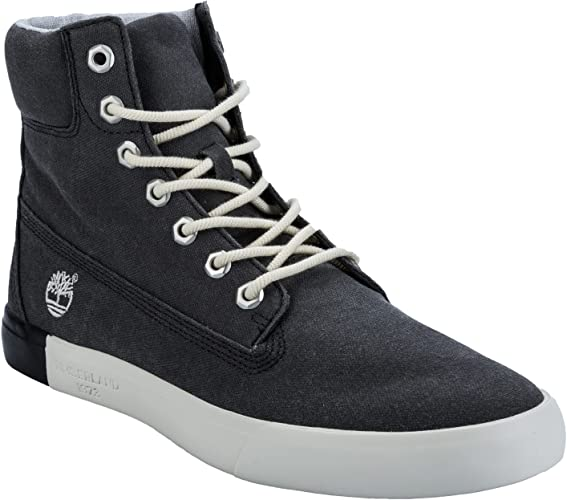 Timberland Newport bay 15,2 cm Tela Stivali Charcoal Laces </p>                     </div>   <!--bof Product URL --> <!--eof Product URL --> <!--bof Quantity Discounts table --> <!--eof Quantity Discounts table --> </div>                        </dd> <dt class=