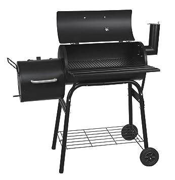 BBQ Barbacoa Smoker Barbecue Parrilla de Carbón Vegetal ...