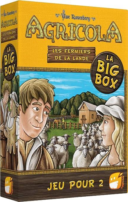 Funforge- Agricola Big Box-2 Jugadores, FUFAGRBBFR: Amazon.es: Juguetes y juegos