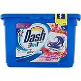 Dash Pods 3 in 1 Detersivo in Monodosi Bouquet di Primavera, 2 x 15 Lavaggi, Rimozione delle Macchie ed Alto Potere Pulente