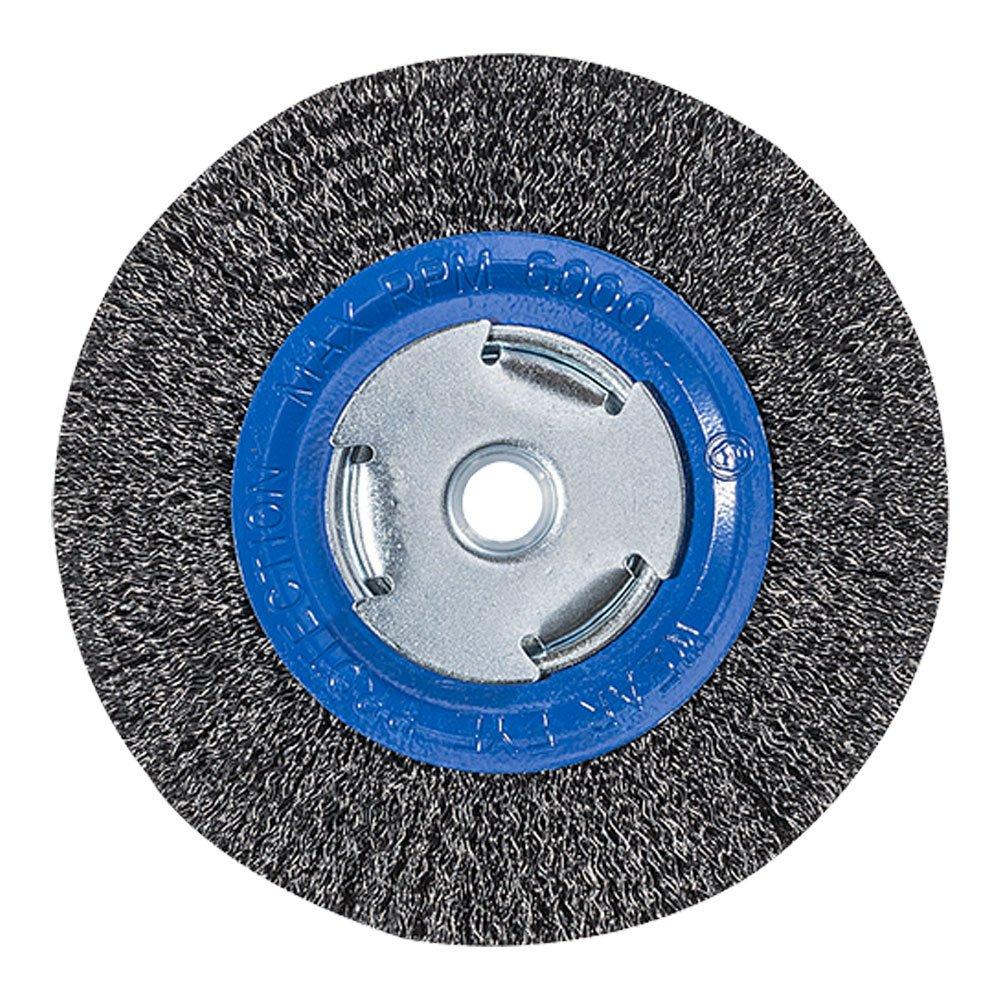 Mercer Industries 183010 Crimped Wire Wheel, 6