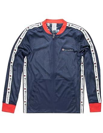 eda21322554d Amazon.com  Champion LIFE Men s Reversible Mesh Jacket  Clothing