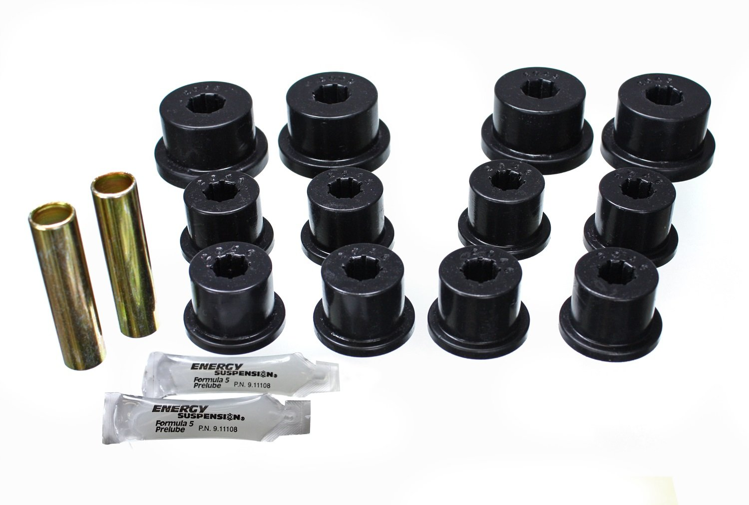 Energy Suspension 1.2101G O.E.M. Spring Bushing for Suzuki