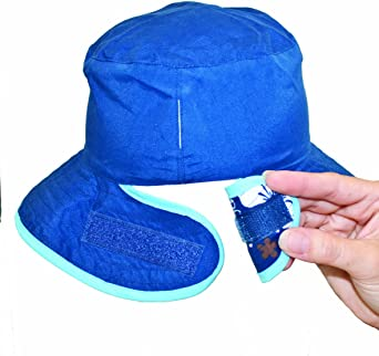BANZ Sun Protection UPF Adjustable and Reversible Bucket Hat