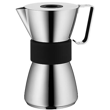 WMF 0630006040 Barista - Cafetera de Espresso Manual (Acero Cromargan®)