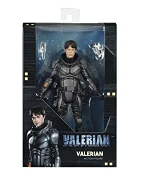 """NECA Valerian Valerian and the City of a Thousand Planets 7/"""" Scale Figure"""
