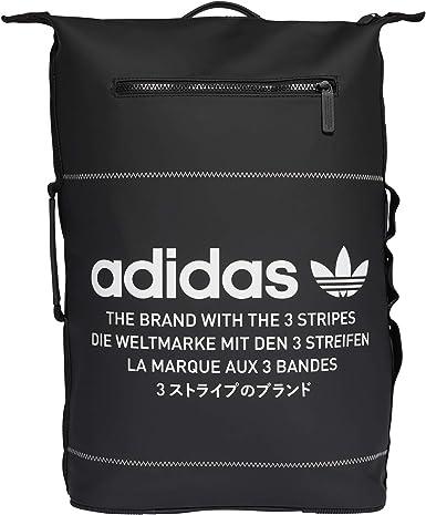 Adidas NMD BP S Sac à Dos Loisir, 45 cm, 35 liters, Noir