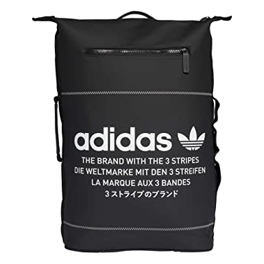 reasonably priced casual shoes check out Adidas NMD Bp S Rucksack, 45 cm, 35 liters, Schwarz (Negro ...