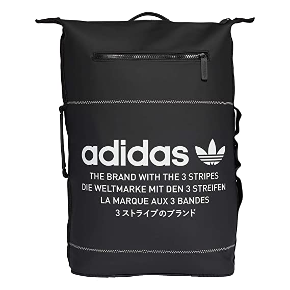 d38f3ff896 Adidas NMD Bp S Casual Daypack, 45 cm, 35 liters, Black (Negro ...