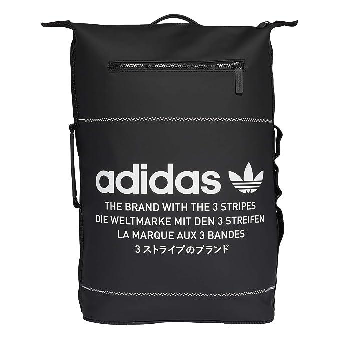 data di rilascio: 67704 f40a8 Adidas Nmd Bp S Zaino Casual, 45 cm, 35 liters, Nero (Negro ...