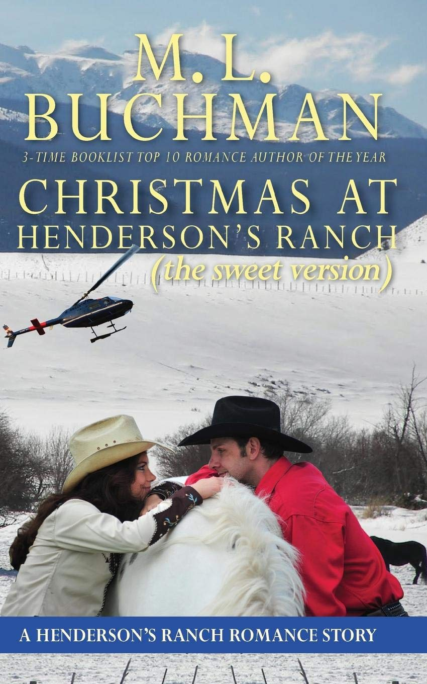 Christmas at Henderson's Ranch (sweet): a Henderson Ranch Big Sky romance story (Volume 1) PDF