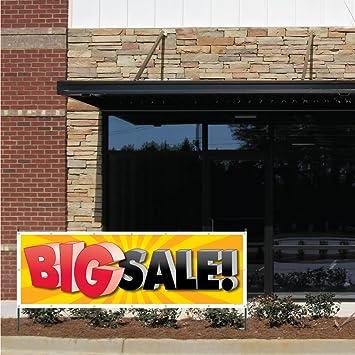 CGSignLab 12x4 Garage Sale Ghost Aged Brick Heavy-Duty Outdoor Vinyl Banner