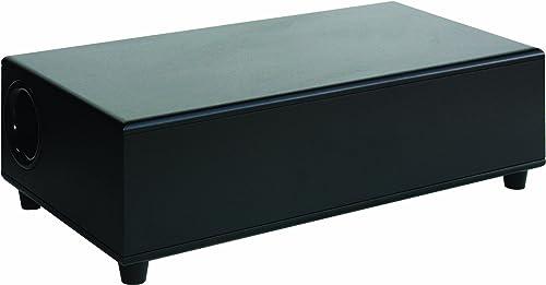 Earthquake Sound CP8 Couch Potato Slim 8-Inch Subwoofer Black Laminate, Single
