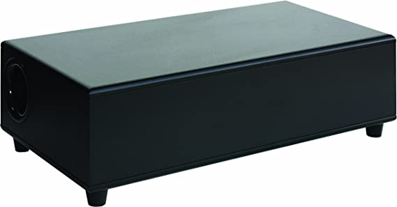 Earthquake Sound CP8 Couch Potato Slim 8-Inch Subwoofer (Black Laminate
