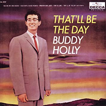 Amazon | That'll Be the Day | Holly, Buddy | 輸入盤 | 音楽