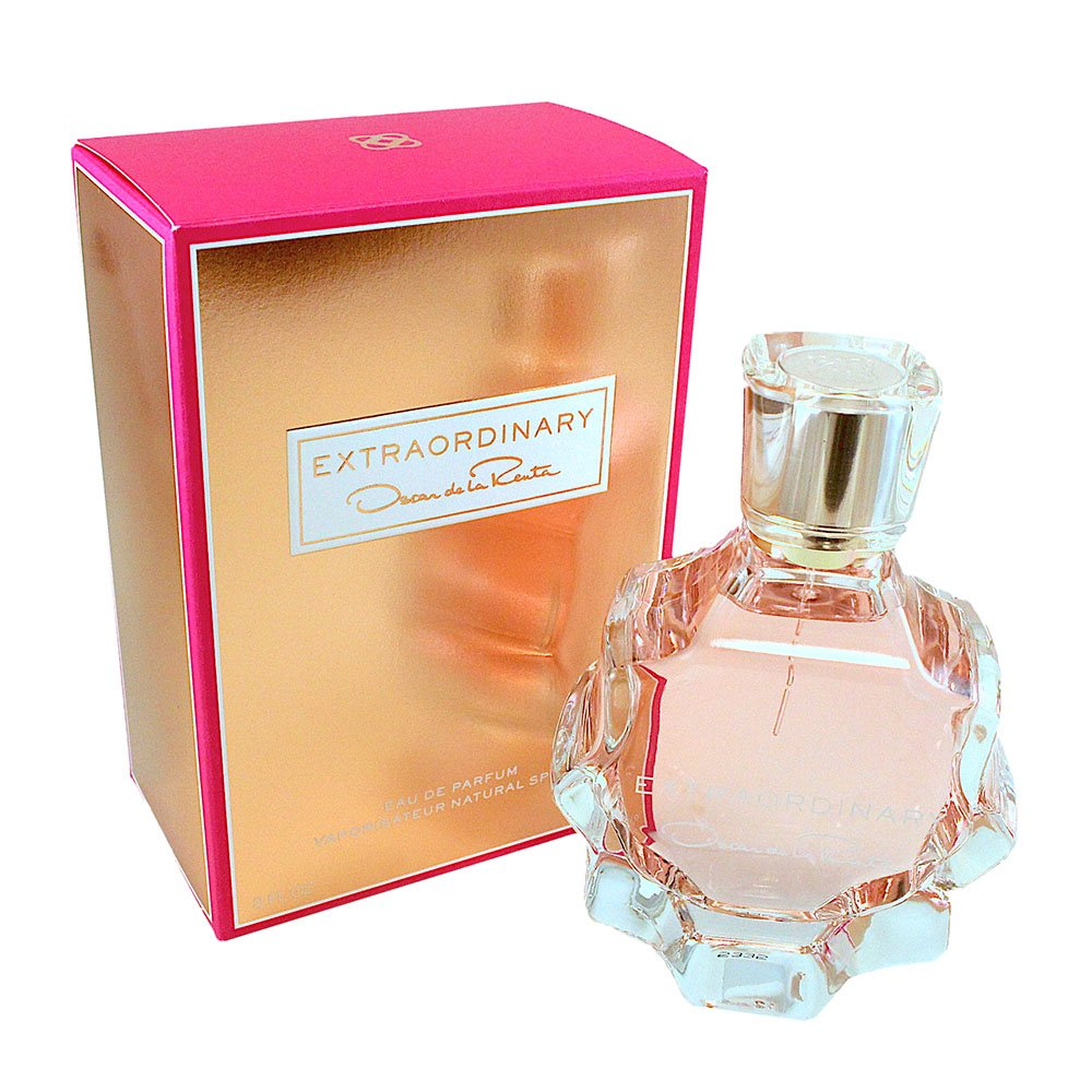 Amazoncom Oscar De La Renta Extraordinary Eau De Parfum Spray For