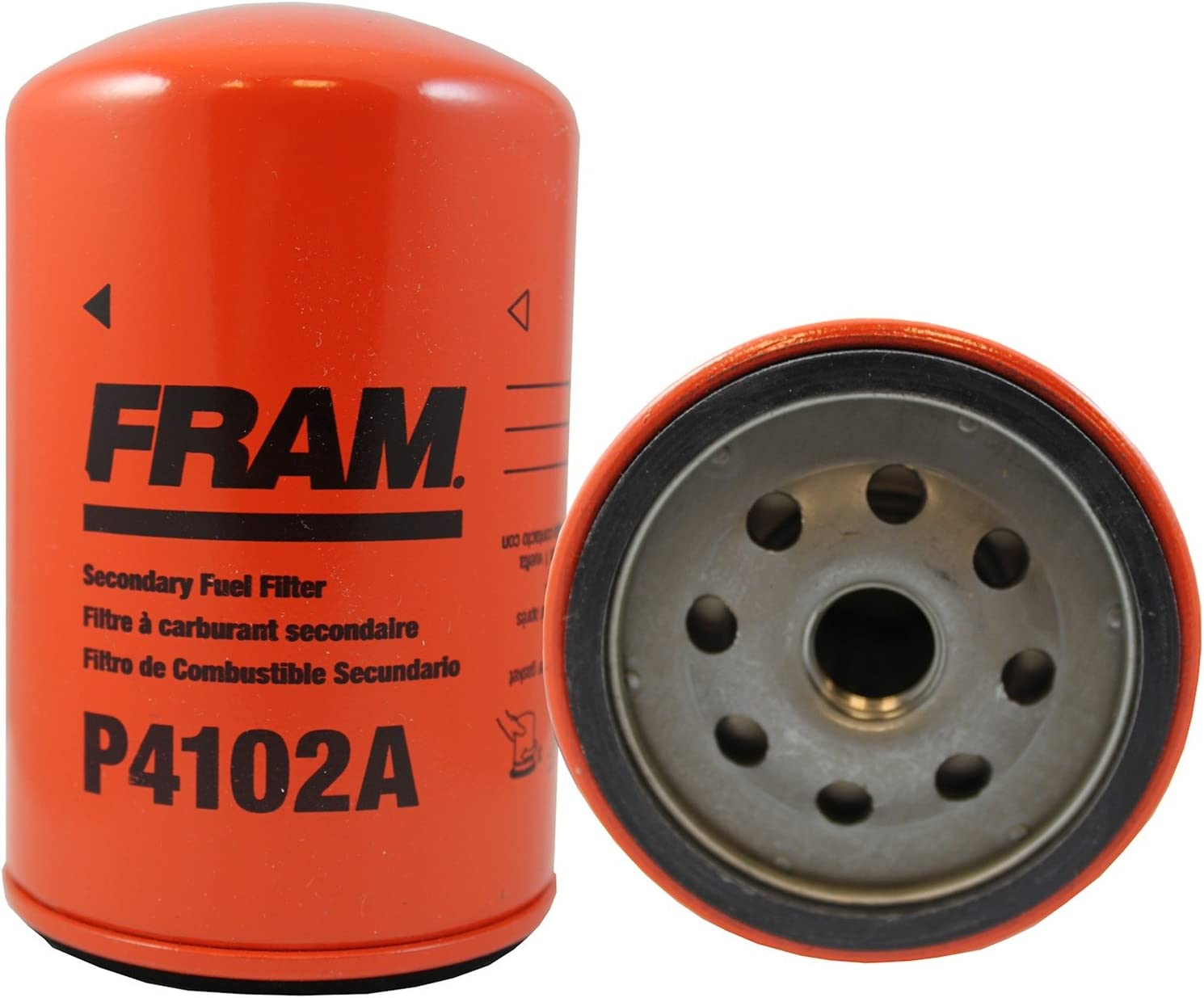 [DIAGRAM_5FD]  Amazon.com: FRAM P4102A Heavy Duty Oil and Fuel Filter: Automotive | Fram Fuel Filter Assembly |  | Amazon.com