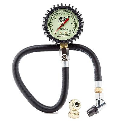 Joes Racing 32306 (0-30) PSI Tire Pressure Gauge: Automotive