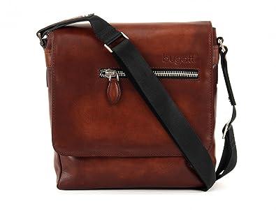 d059b7cfe3d bugatti Domus Shoulder Bag Leather 26 cm cognac  Amazon.co.uk  Shoes   Bags