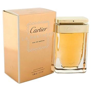 De Femme 75 La Eau Panthère Ml Cartier Parfum Pour bf76gYy