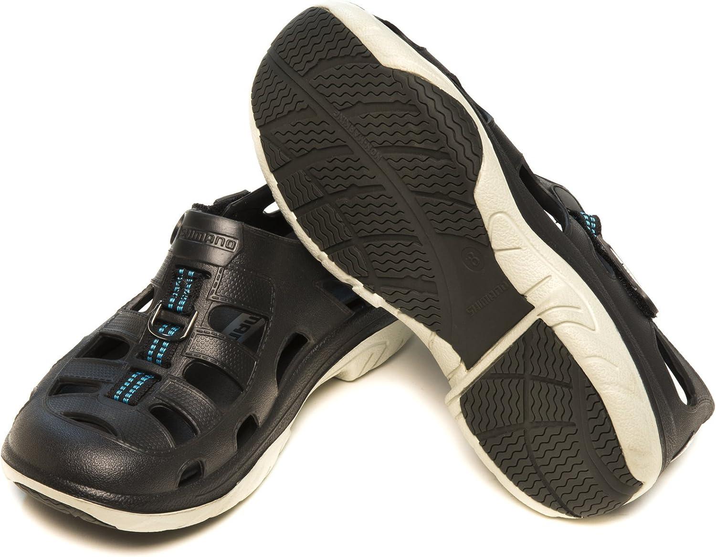Mens 10 //Womens 12 Shimano Evair Marine Fishing Shoes Sandals CAMO Size