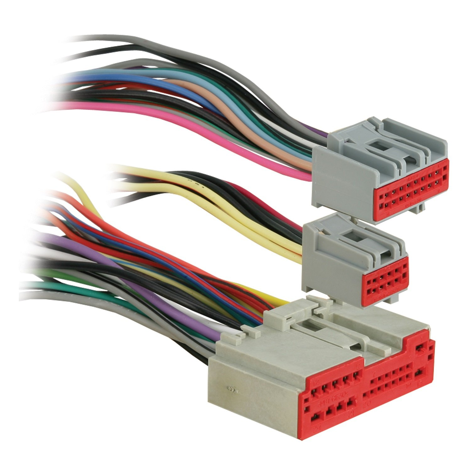 71qqcILSKiL._SL1500_ amazon com metra reverse wiring harness 71 5520 1 for select 2003 reverse wiring harness at alyssarenee.co