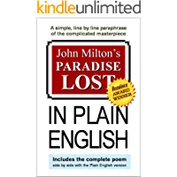 John Milton's Paradise Lost In Plain English
