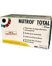 Théa-Nutrof Total Complément Alimentaire A Visée Oculaire, Boite De 180 Capsules