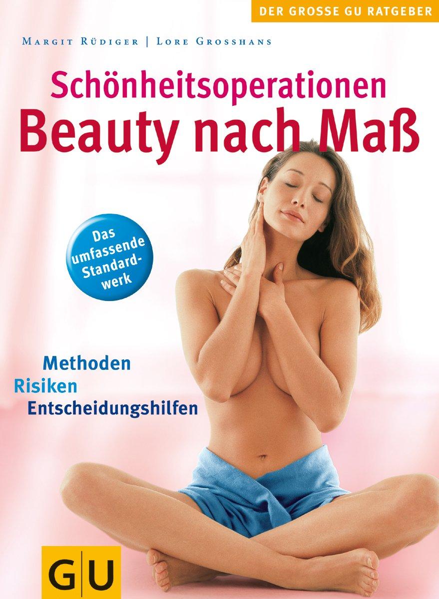 Schönheitsoperationen (GU Großer Ratgeber Gesundheit)