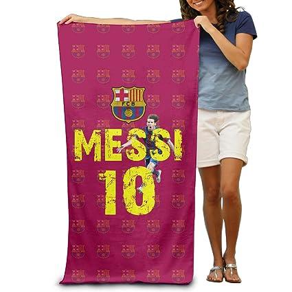 "FC Barcelona Lionel Messi 31,5 ""51"" toalla de playa"