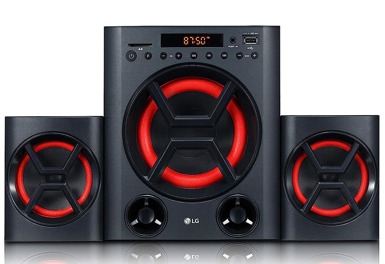 LG – LK72B Boom Blastic Speakers
