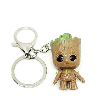 Nidavellir Llavero de Groot para bebé: Amazon.es: Oficina y ...