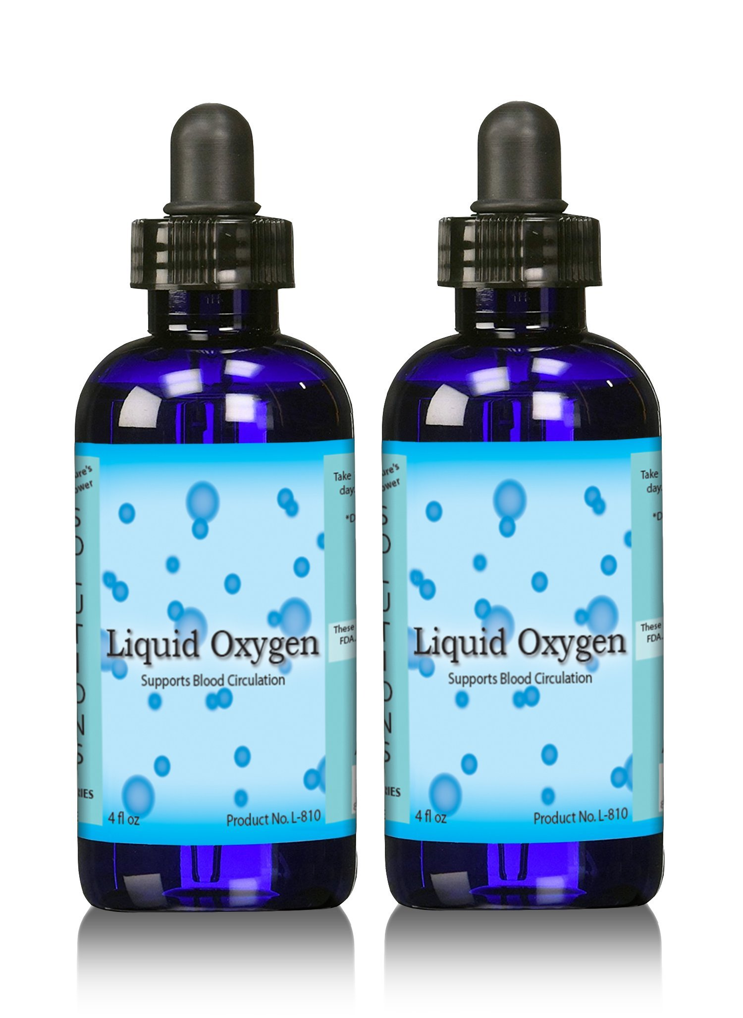 Amazon Com Liquid Oxygen Drops Stabilized Liquid Oxygen