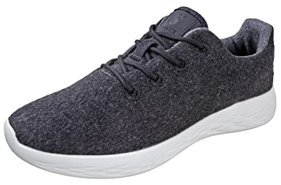 3bbba4e79800 Urban Fox Mens Parker Wool Sneakers