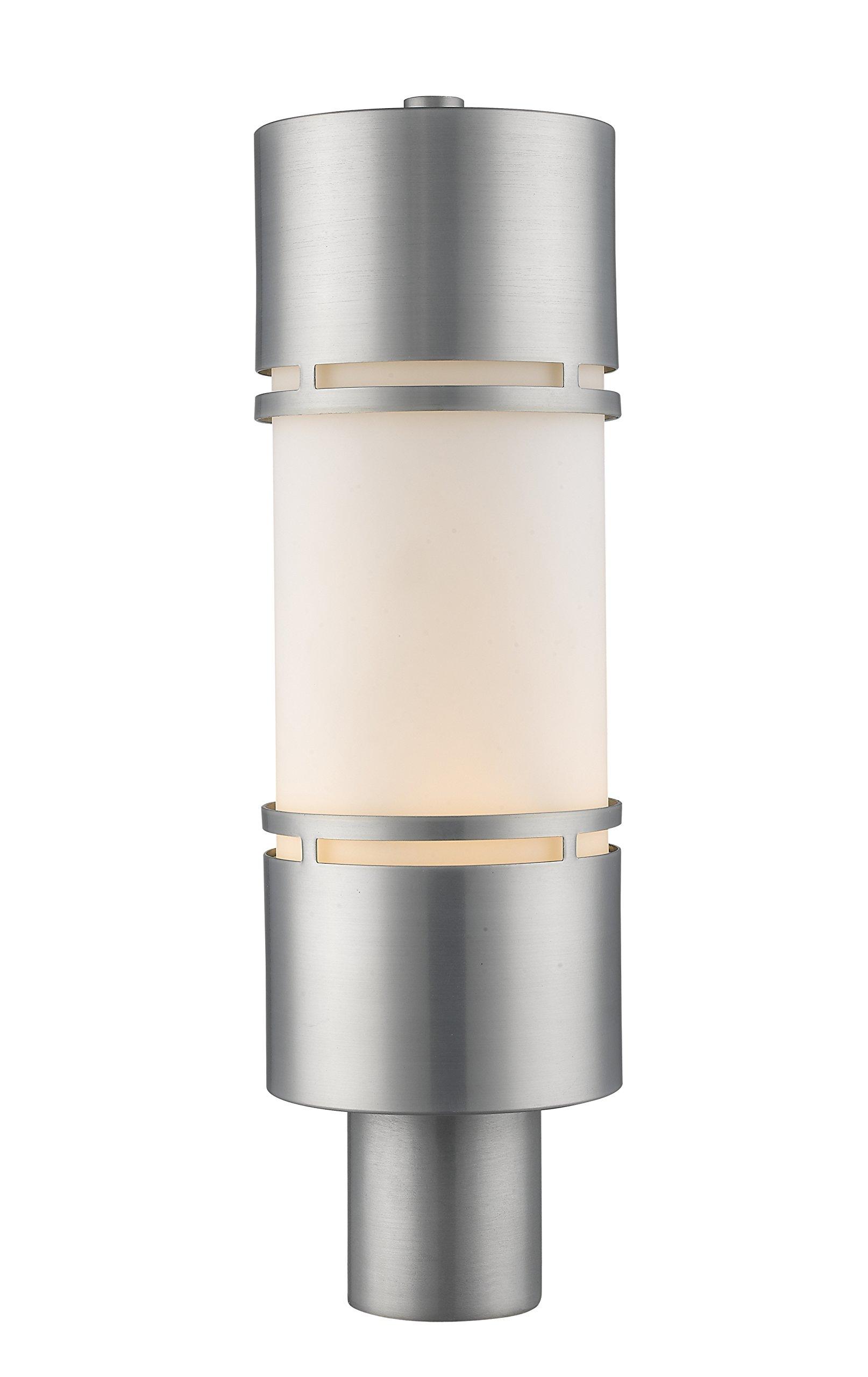 Z-Lite 560PHB-BA-LED Outdoor LED Post Mount Light by Z-Lite