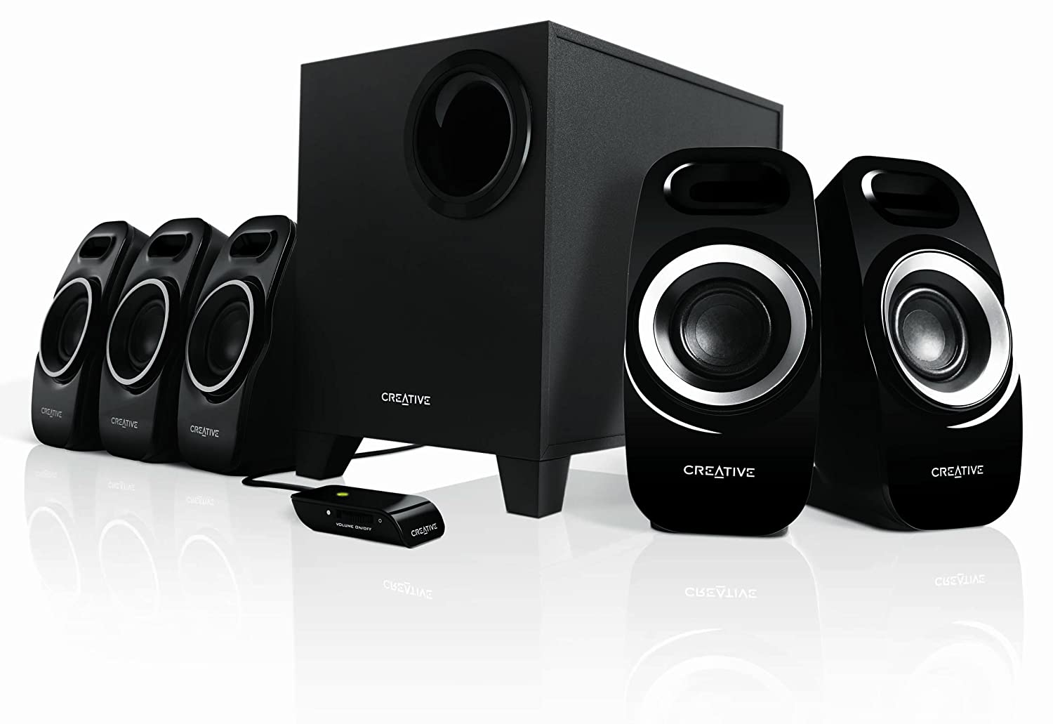 Creative Inspire Surround Speaker System