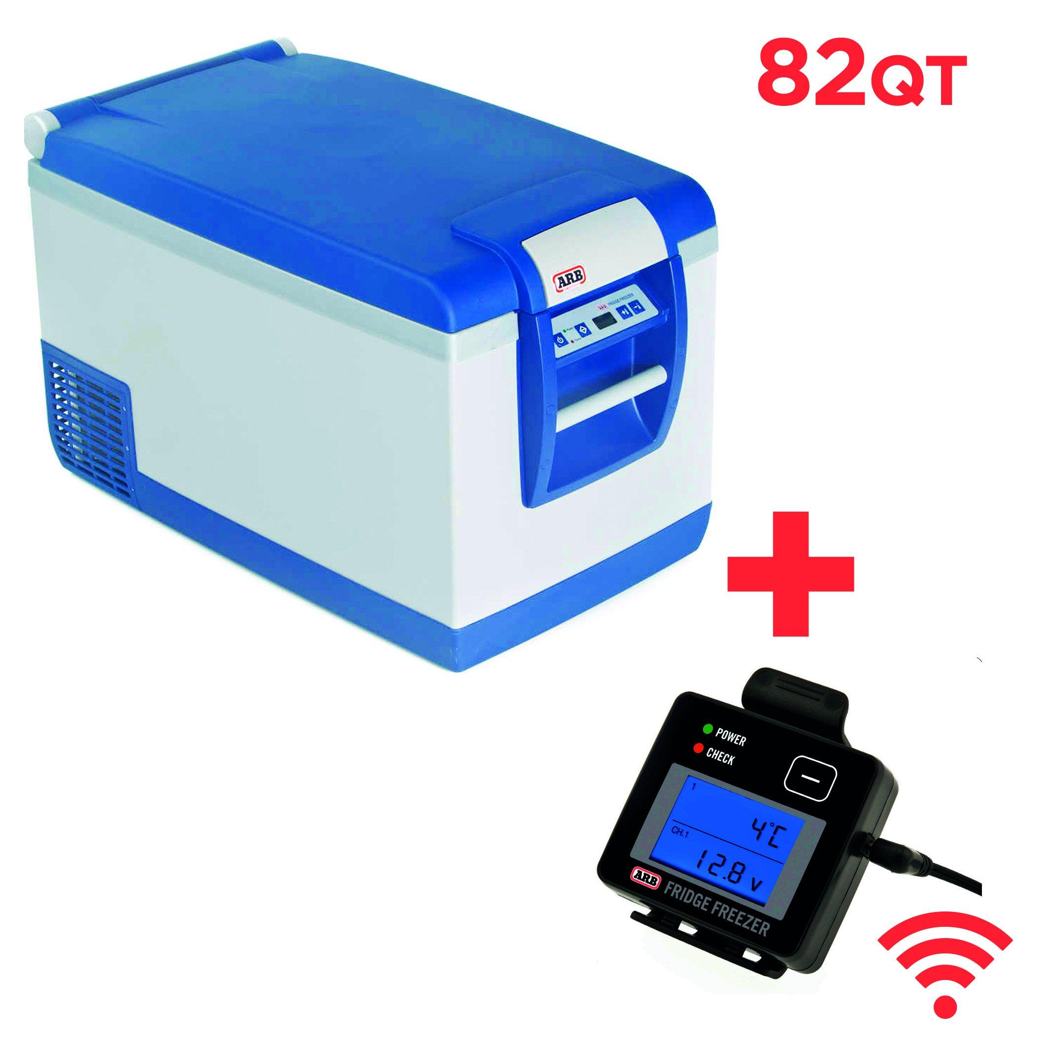 ARB Fridge Freezer 82 Quart Bundle with ARB Wireless Fridge Remote Display 10800782RM by ARB (Image #1)