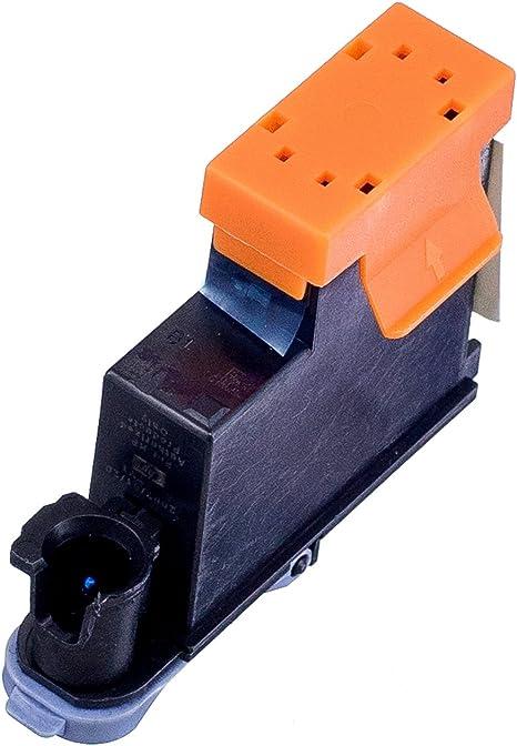 Lucky Bridge C4820A - Cabezal de Impresión HP80 con Color Negro Compatible con Chips nuevos y actualizados para HP DesignJet 1050c 1050c Plus 1055C 1055 cm 1055 cm Plus (1BK) - UK: