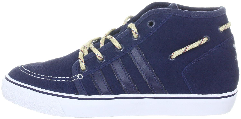 adidas Originals Court Deck Mid G60564, Sneaker sportiva Uomo, Blu (Blau (DARK INDIGO/DARK INDIGO/WHITE), 37 1/3
