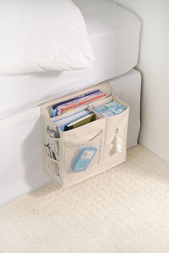 Amazon.com: Gearbox Estuche para el costado de la cama: Home ...