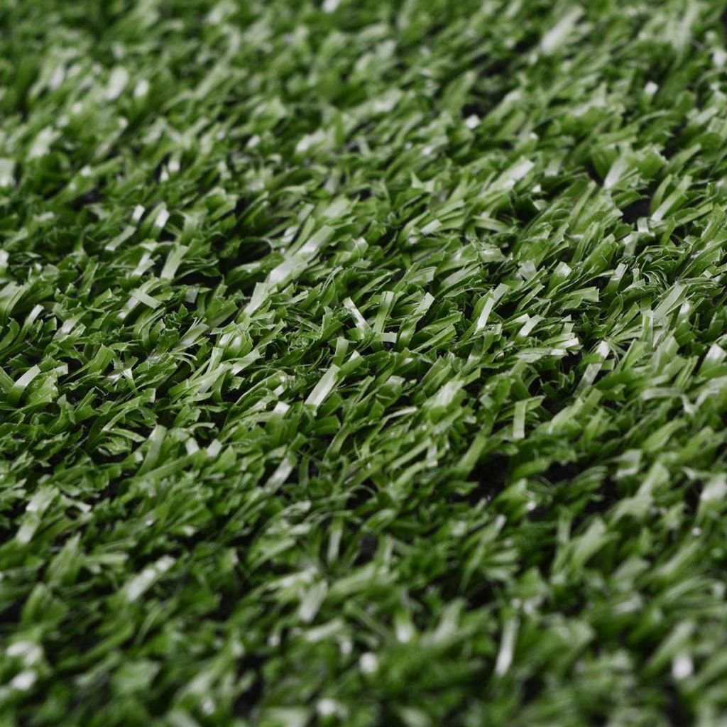 vidaXL Rasenteppich Kunstrasen Fertigrasen Garten Rasen Teppich 1x5 m// 7-9 mm