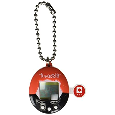 Tamagotchi mini, Red/Black/White: Toys & Games