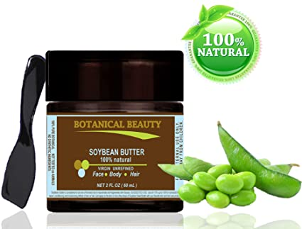 Manteca de soja, extracto 100 % natural, extractos vegetales 100 % puros, 60