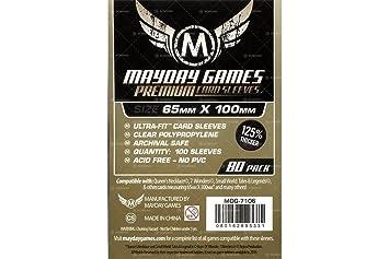 Fundas Mayday - Magnum Premium (Marrón - 65x100): Amazon.es ...
